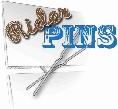 Rider Pins